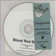 Click here for more info about 'Blood Red Shoes - You Bring Me Down + Stickered'