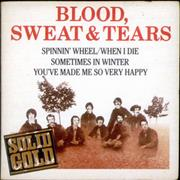 Click here for more info about 'Blood Sweat & Tears - Spinnin' Wheel'
