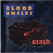 Click here for more info about 'Blood Uncles - Crash'