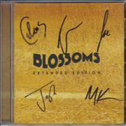 Click here for more info about 'Blossoms (Extended Edition) - Autographed - Sealed'