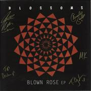 Click here for more info about 'Blown Rose EP - Autographed'