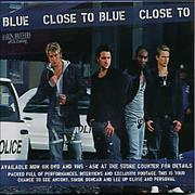 Click here for more info about 'Close To Blue'
