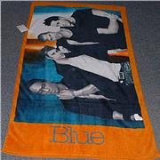 Click here for more info about 'Blue (00s) - Leisure Towel'
