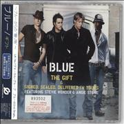 Click here for more info about 'Blue (00s) - The Gift'