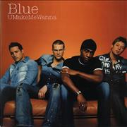 Click here for more info about 'Blue (00s) - U Make Me Wanna'