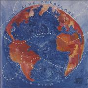 Click here for more info about 'The Blue Aeroplanes - World View Blue'