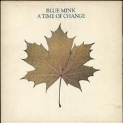 Click here for more info about 'Blue Mink - A Time Of Change'