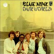 Click here for more info about 'Blue Mink - Our World'