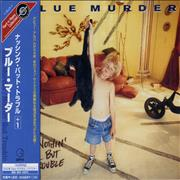 Click here for more info about 'Blue Murder - Nothin' But Trouble'