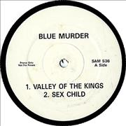 Click here for more info about 'Blue Murder - Valley Of The Kings'