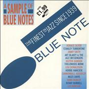 Click here for more info about 'Blue Note - A Sample Of Blue Notes'