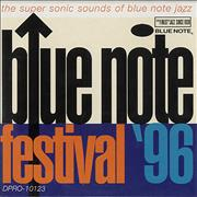 Click here for more info about 'Blue Note - Blue Note Festival '96'