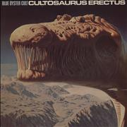 Click here for more info about 'Blue Oyster Cult - Cultosaurus Erectus + Poster'