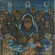Click here for more info about 'Blue Oyster Cult - Fire Of Unknown Origin - Autographed'