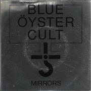 Click here for more info about 'Blue Oyster Cult - Mirrors - Clear Vinyl + Metallic Sleeve'