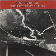 Click here for more info about 'Blue Oyster Cult - The Revolution By Night + Insert'