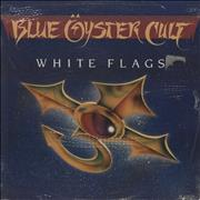 Click here for more info about 'Blue Oyster Cult - White Flags'