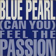 Click here for more info about 'Blue Pearl - [Can You] Feel The Passion'