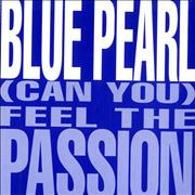 Click here for more info about 'Blue Pearl - Can You Feel The Passion'