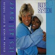 Click here for more info about 'Blue System - It's All Over'