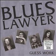 Click here for more info about 'Blues Lawyer - Guess Work + Shrink'