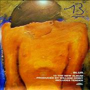 Click here for more info about 'Blur - 13 [Thirteen]'