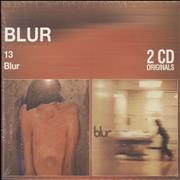 Click here for more info about 'Blur - 2 CD Originals - Sealed'