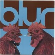 "Blur Bang - EX UK 12"" vinyl"