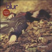 Click here for more info about 'Blur - Beetlebum - Red Vinyl'