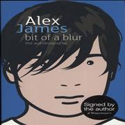 Click here for more info about 'Bit Of A Blur - signed by Alex James'