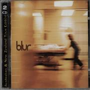 Click here for more info about 'Blur + Bonus Tour Disc'