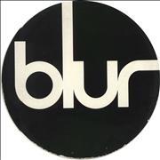 Click here for more info about 'Blur - Blur - Black & White Logo Display'