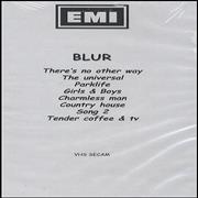 Click here for more info about 'Blur - Blur'