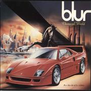 Click here for more info about 'Blur - Chemical World - CD1'