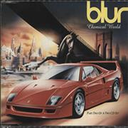 Click here for more info about 'Blur - Chemical World - CD2'