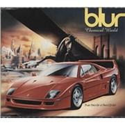 Blur Chemical World - CD2 UK CD single