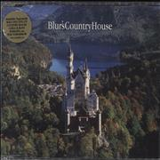 Click here for more info about 'Blur - Country House - CD1'