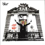 Click here for more info about 'Blur - Crazy Beat - Red vinyl'