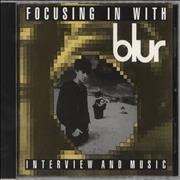 Click here for more info about 'Blur - Focusing In With Blur'