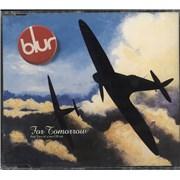 Blur For Tomorrow - CD2 UK CD single