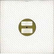 """Blur Girls & Boys - 1 Sided UK 12"""" vinyl Promo"""