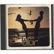 Blur Girls And Boys USA CD single