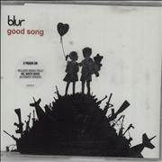 Blur Good Song UK CD single