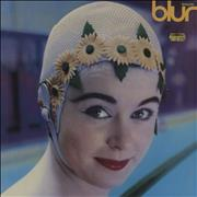 Click here for more info about 'Blur - Leisure - EX'