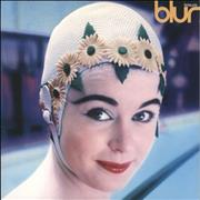 Click here for more info about 'Blur - Leisure - Turquoise Vinyl'