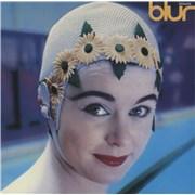 Blur Leisure - VG UK vinyl LP