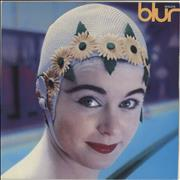 Blur Leisure UK vinyl LP