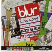 Click here for more info about 'Blur - Live 2009'