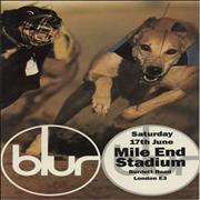 Click here for more info about 'Blur - Live at Mile End Stadium'