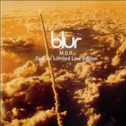 Click here for more info about 'Blur - M.O.R.  - Special Limited Live Edition'